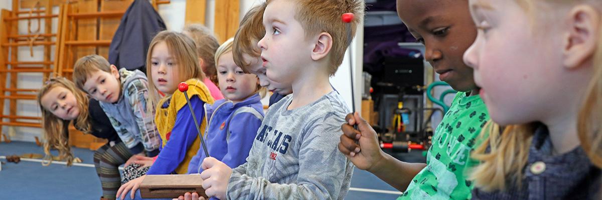 Kindcentrum / kinderopvang