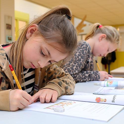 Kinderen op de IJsselster schitteren op de eindtoets