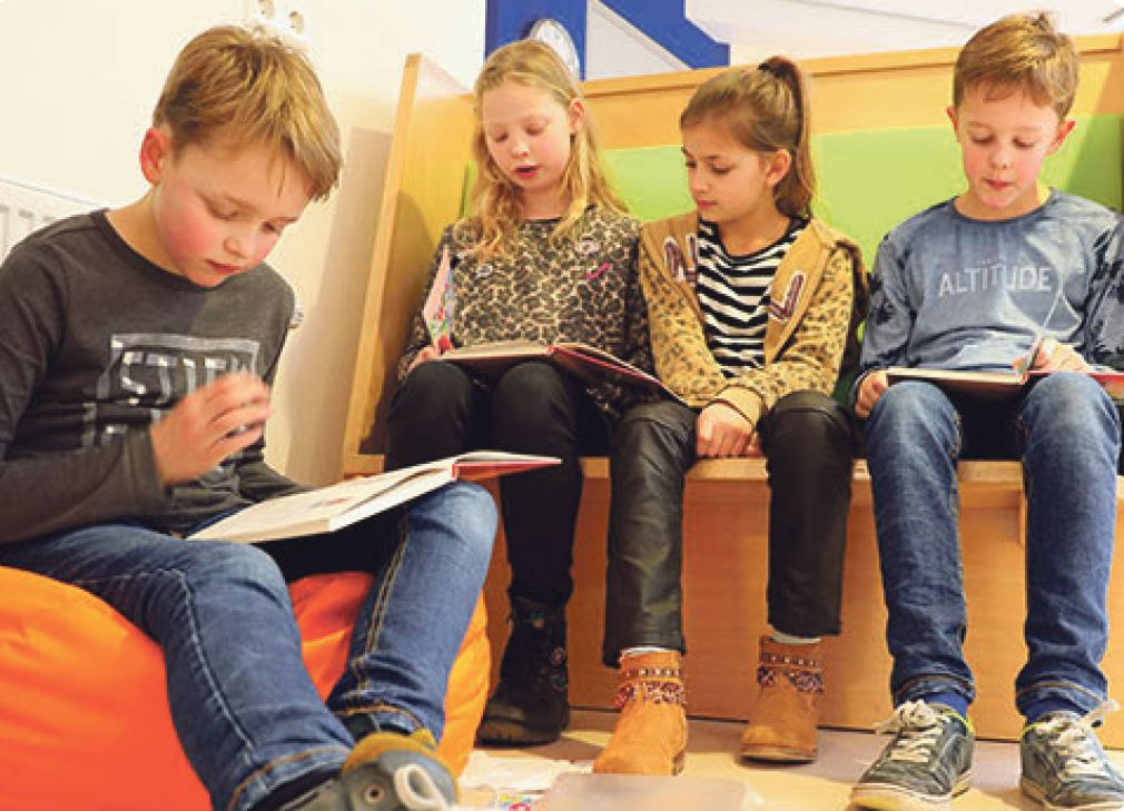 Kinderen De IJsselster schitteren op eindtoets